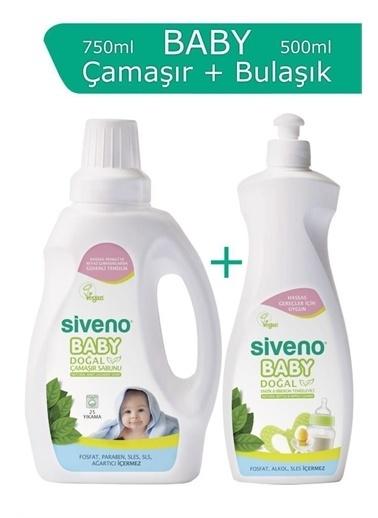 Siveno Bebek Sabun ve Şampuanı Renksiz